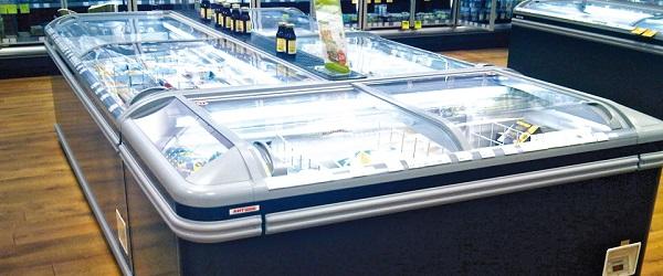 یخچال فریزی فروشگاهی