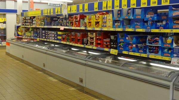 قفسه بندی سوپرمارکت