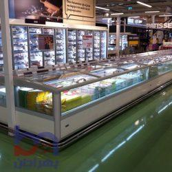 تجهیزات فروشگاهی فروشگاهی زنجیره ای